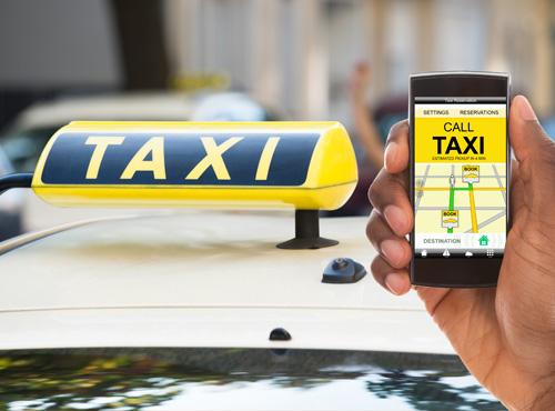 Taxiruf