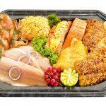 Edeka Fischplatte Gourmet